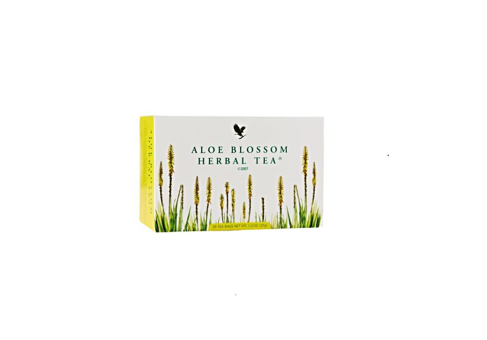 Prodotto Aloe Blossom Herbal Tea della Forever Living