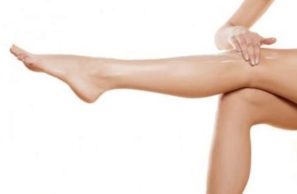 Bellezza e benessere delle gambe