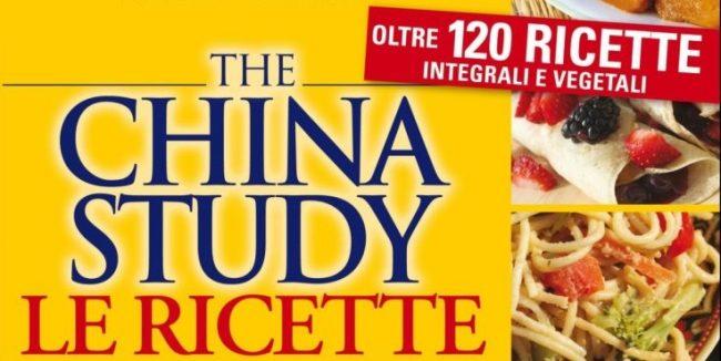 Copertina libro ricettario The China Study di Leanne Campball