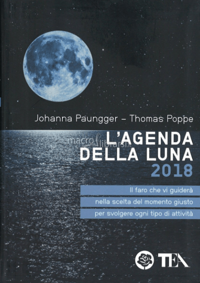 Agenda della Luna 2018