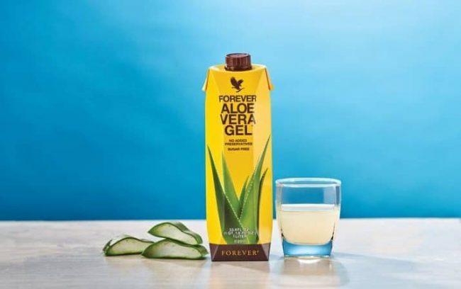 1 litro aloe vera Forever