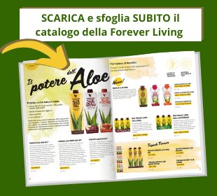 Catalogo prodotti Forever Living Products